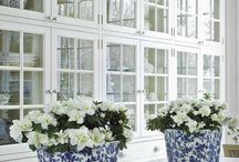 The hamptons decorating style