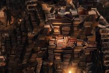 Writing/Books / Those who read are wise. Those who do not read are missing out on wild adventures that only the mind of a reader can comprehend.