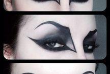 Makeup kostum