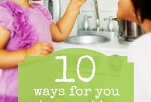 Parent Tips and Ideas