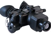 Thermal Night Vision Goggles / by Outdoors Bay LLC