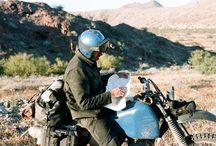 Motosiklet ile Seyahat