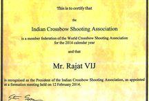 Indian Crossbow Shooting Association / Indian Crossbow Shooting Association