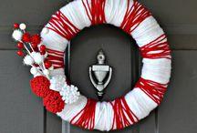Wreath Ideas / by Sirena Blasingame