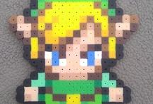 Hama beads ideas / Everything to do with hama