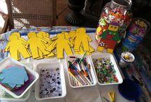 Kid's party ideas