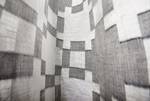 finishes - fabrics + textiles / by Neille Hepworth