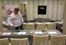 Cata Asoc. Vinos y Licores de Sevilla / El pasado sábado 16 de Noviembre tuvo lugar una cata de vino de la Asociación de Vinos y Licores de Sevilla de la que Bodegas Salado es miembro.