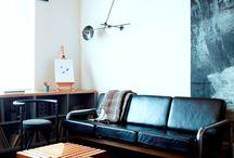 interior  / design modern vintage