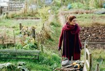Garden women