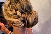 Peinados recogido