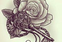 tattoo / tattoo's for woman