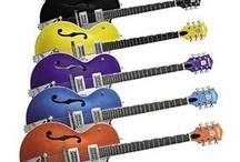 Guitars! / by Geoff Shrieves