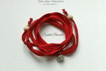 Silk Wrap Bracelets
