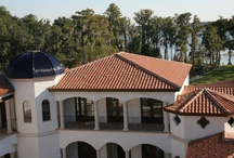 Clay Tile Roofs / Here is a collection of images from some of our past and present clay tile roofing projects in and around Orlando!