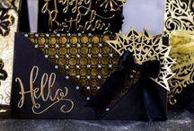 Black and Gold - Sara Signature Collection / Sara Signature Black and Gold Collection