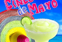 Celebrate Cinco de Mayo / What better way to celebrate the 5th of May - Cinco de Mayo - than with great friends, good food and festive drinks from Island Oasis!