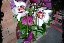 Esküvőink :) Wedding flower :) / Esküvői dekorációink :) www.tulivirag.hu