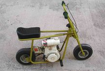 """Vintage Mini Bikes / Vintage and """"old school"""" mini bikes from the 1940s-1970s"""