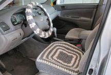 Crochet for vehicles