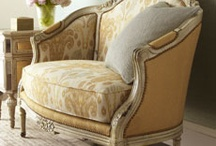 seating. chairs. / by Kendal Adams Barham