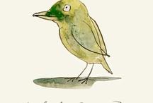 Birds / by Robin Lent