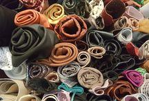 Easy Shopper / Handmade Shoppingbags. Shopper delight in leather
