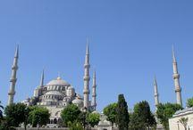 Mezquita Azul, Estambul. Turquía / Photo Travel History Art Architecture Fotografía Viajes Historia Arte Arquitectura