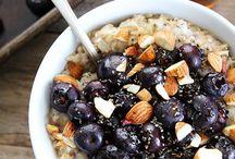 Oatmeal Bowl idea