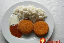 syrové jedlá