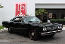 PLYMOUTH ROAD RUNNER / by John Maguire