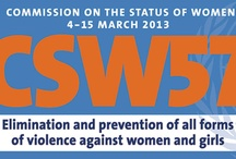 57th Commission on the Status of Women / by Women's Refugee Commission