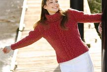 Knit Women's Patterns - Free / Please note, some of the pattern downloads require site membership. All memberships are free.