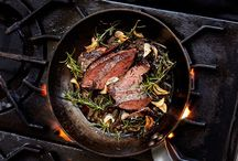 For the love of Herbs / Delicious dishes inspired by their primary herb or herbs