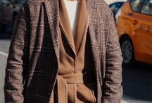 Street look fashion week NY