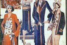 1930 to 1932 fashions