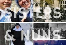 Sisters & Nuns / Heroic people / by OneBillionStories.com