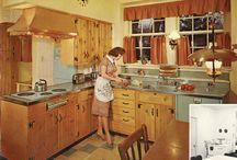 1960's kitchens