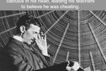Humble Genius Tesla