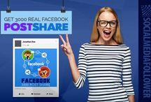 Facebook Post Share