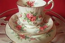 Tea (cups, pots, etc...)