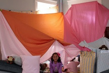 Imagination and Pretend Play / Activities that encourage pretend play and ways to set up an imaginative environment / by Erica Leggiero @ eLeMeNO-P Kids