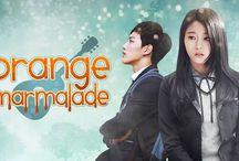 Kdrama: Orange Marmalade