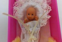 moje práce /my work / Nábytek,oblečení a doplňky pro Barbie a jiné panenky