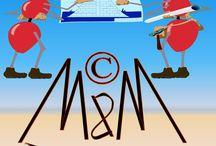 zazzle.com/m_m_designs* / T-shirts and more