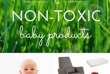 Nontoxic toys and products