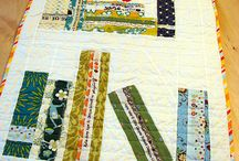 Quilts - Patchwork / Patchworked quilting inspiration