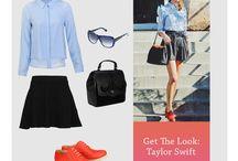 Get The Look: Taylor Swift – Preppy chic / Au trecut mai bine de zece ani de când am început să o urmărim de aproape pe Taylor Swift, cântăreaţa americană a cărei carieră în plină ascensiune nu mai poate fi o surpriză pentru nimeni. Iar dacă stilul muzical cere un upgrade continuu pentru a rămâne constant pe podiumuri, nici stilul vestimentar nu poate fi neglijat. Ce ne-a atras nouă atenţia? Un outfit preppy feminin şi tineresc care pare să o definească perfect.