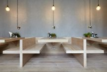 Food bar furniture