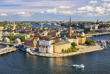 See Yourself in Sweden / Filled with islands, beautiful blue waters and breathtaking architecture, Sweden should certainly be a bucket list destination you're determined to complete.